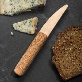 Cork Boy Butter Knife